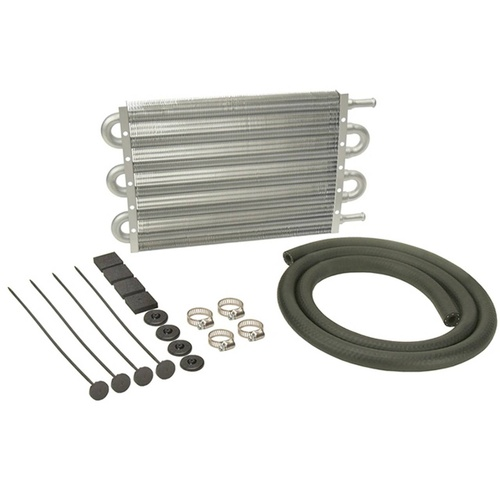 Universal Auto Trans Cooler Kit Transmission Oil 19x33x2cm Suits V8 & 6Cyl
