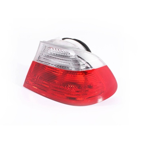 BMW E46 3 Series 99-03 2Door Coupe Red & Clear RHS Right Tail Light Lamp TYC