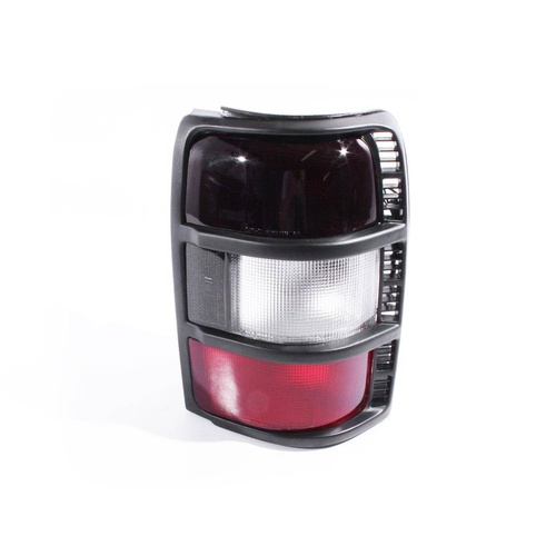 Mitsubishi Pajero 91-97 NH NJ NK Tinted Red & Clear RHS Right Tail Light Lamp