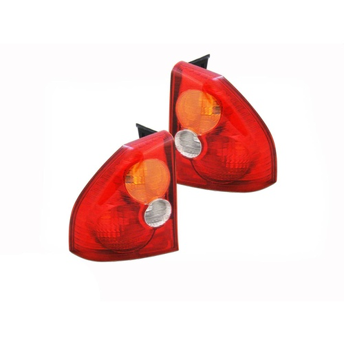 Mitsubishi Magna TJ New Rear Tail Lights Pair L+R 00-03