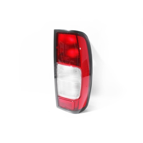 Nissan Navara D22 97-05 Ute Red & Clear RHS Right Tail Light Lamp ADR