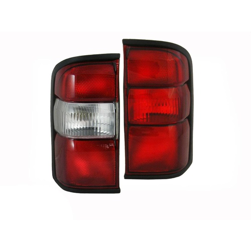 Nissan GU Patrol 97 98 99 01 Wagon New LH RH Pair Tail Lights Lamps Series 1