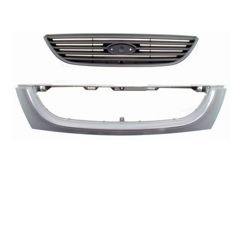 Ford Falcon & Fairmont 00-02 AU Series 2 & 3 Standard Front Center Grill Grille