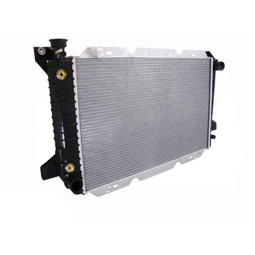 Ford F100 F150 F250 & F350 87-97 New 5Ltr V8 Radiator - Motorkool