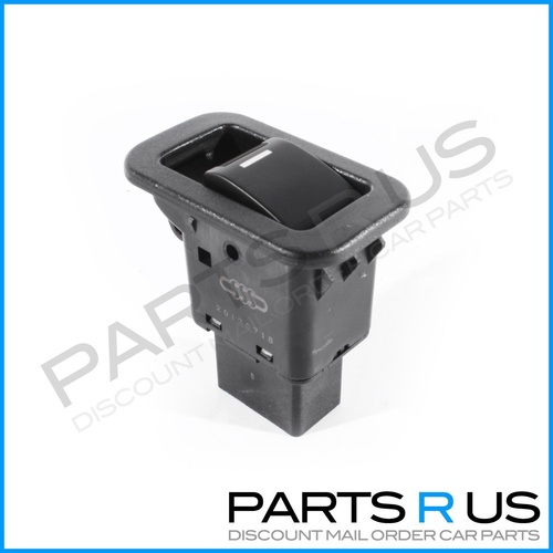 Ford Territory 04-11 Passenger Front & Rear Window Switch (No Illumination)