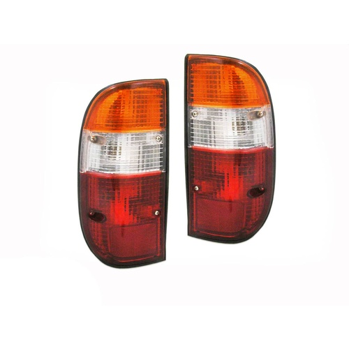 Ford Courier Ute Tail Lights PE & PG 99-04 Models Lamps 00 01 02 03