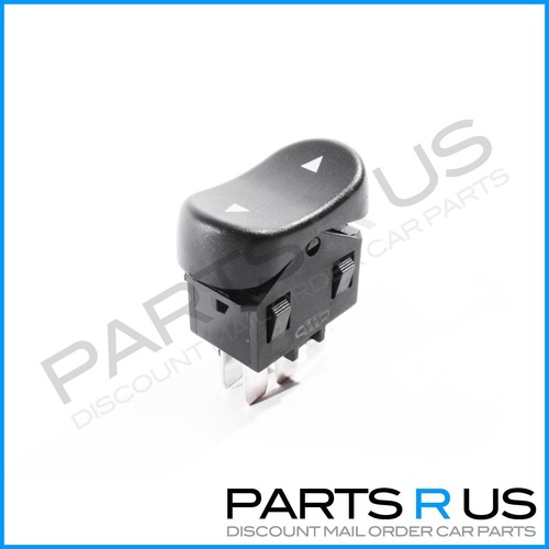 Ford Falcon AU 98-02 Front LHS Door Window Switch Single Button Sedan,Wagon,Ute