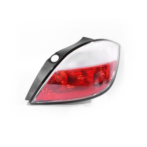 Holden Astra AH 04-07 Ser1 5Door Hatch Red & Frosted RHS Right Tail Light