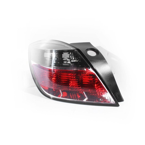 Holden Astra AH 04-10 3Door Hatch Red & Clear/Tinted LHS Left Tail Light ADR