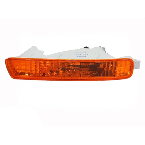 Honda Accord CD 5th Gen 93 94 95 96 97 LH Left Full Amber Indicator Bar Light