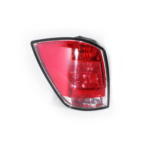 Holden Astra AH 04-10 Series1&2 Wagon Red & Clear LHS Left Tail Light Lamp TYC