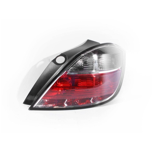 Holden Astra AH 07-10 Ser2 5Door Hatch Red Clear/Tinted RHS Right Tail Light TYC