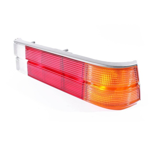 Holden VL Commodore 86-88 Sedan Red Amber & Clear RHS Right Tail Light Lamp