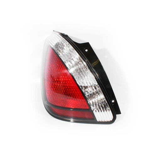 Kia Rio JB 05-11 5Door Hatchback Red & Clear LHS Left Tail Light Lamp Depo