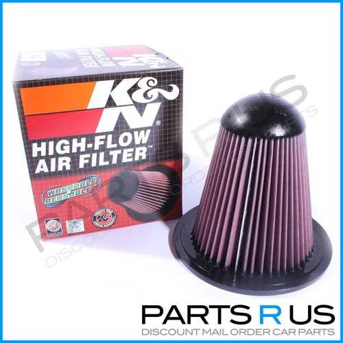 Ford Falcon Fairmont BA BF K&N High Flow Air Filter V8 XR8 5.4L Pod Intake