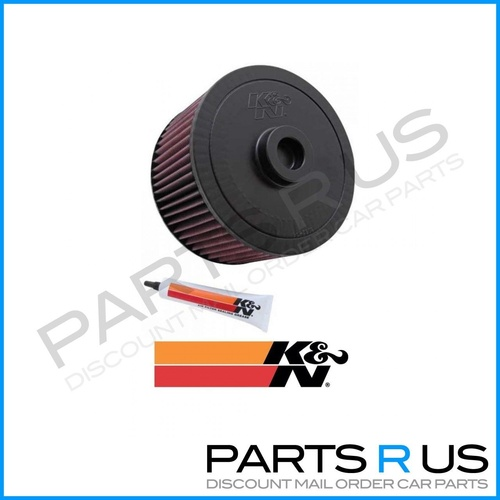Toyota Landcruiser K&N HiFlow Air Filter 100 Series Diesel 4.2L HZJ105 98-07 1HZ