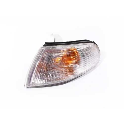 Mazda 626 GE 92-97 4&5Door Sedan & Hatch Amber & Clear LHS Left Corner Light