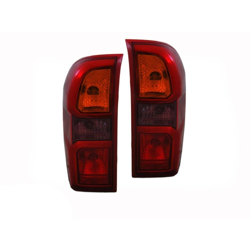Nissan GU Patrol 04 - 13 New FULL Functioning Pair Of TailLight Lamps