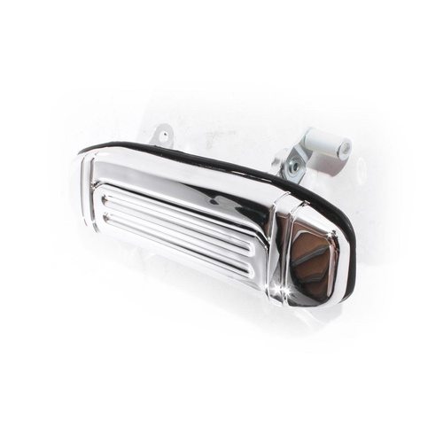 Mitsubishi Pajero 91-00 NH NJ NK & NL Wagon LHS Chrome Outer Front Door Handle