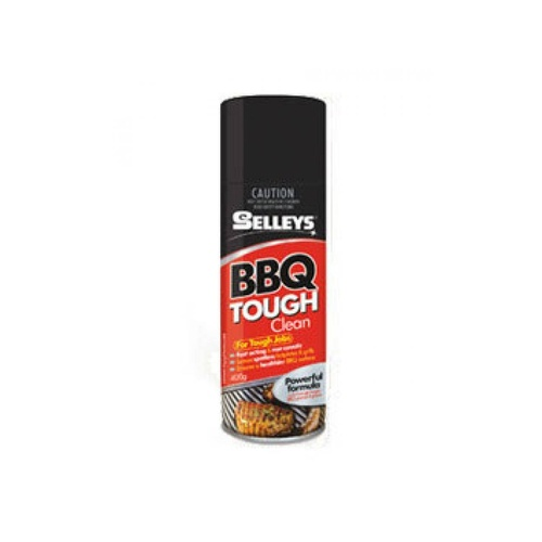 Selleys BBQ Tough Clean-Cleans & Lifts Grease/Grime From BBQ Plates/Grills/Racks