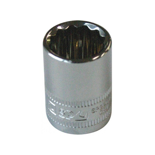 "SP Tools 3/8"" Dr 15mm x 12 Point Metric Socket"