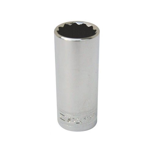 "SP Tools 1/2"" Dr 24mm x 12 Point Metric Deep Socket"