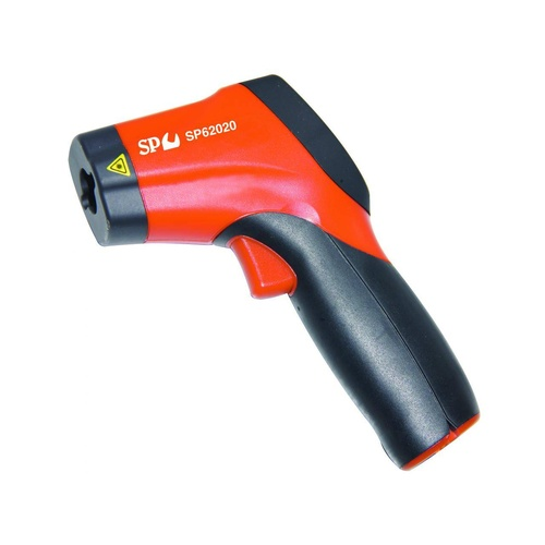 SP Tools Hand Held Infrared Laser Guided Thermometer