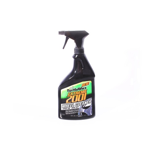 Turtle Wax Extreme 2001 Wheel Cleaner - Removes Brake Dust & Road Grime