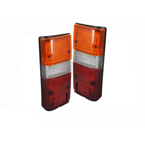 Toyota 60 Series Landcruiser Tail Lights Pair Left & Right 1980-1990 Models