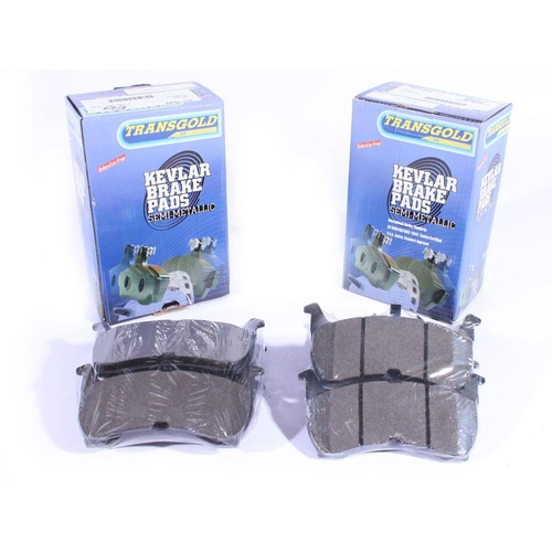 Ford Falcon/Fairmont/Fairlane EA EB ED XH Front + Rear Disc Brake Pads -Full Set