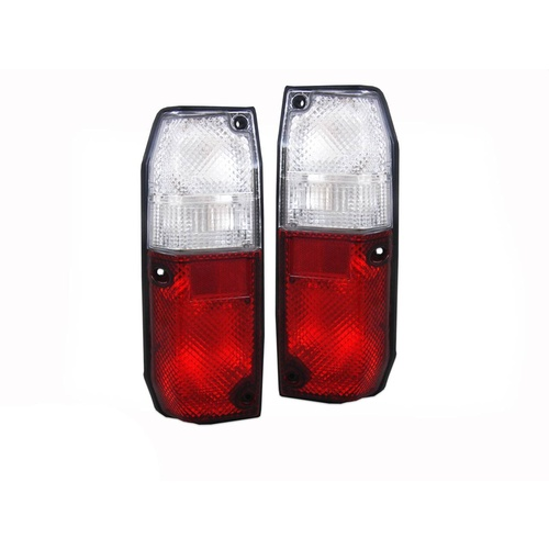 Toyota 75 Series Landcruiser Troopy Altezza Tail Lights 85-99 Models Carrier