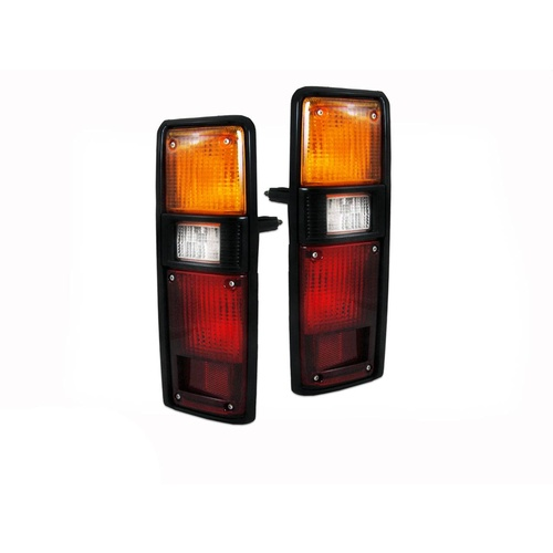 Toyota Hilux Ute 79-83 New Rear Tail Lights Lamps Pair
