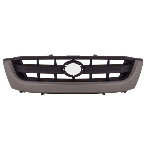 Toyota Hilux Grill 01-05 Ute New Front Silver Grille NEW 02 03 04