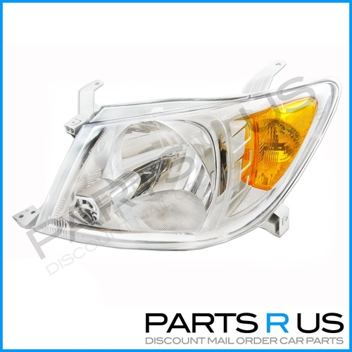 Toyota Hilux 05 06 07 08 Hi Lux New LHS Left Front Headlight Quality ADR Lamp