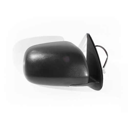 Toyota Hilux 05-10 Ute Black Electric RHS Right Door Wing Mirror 06 07 08 09