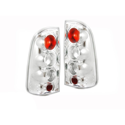 Toyota Hilux Chrome Tail Lights 05-11 Altezza KUN26 SR5 All Models SR NEW