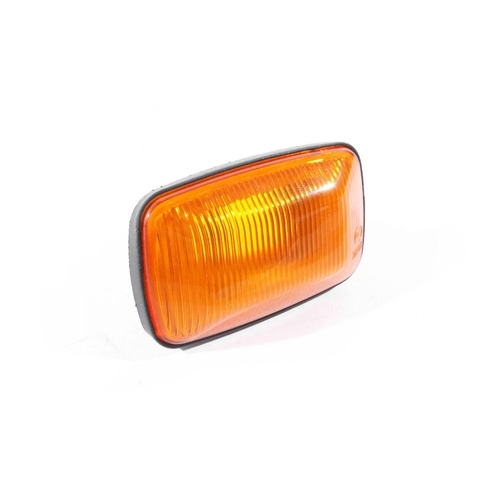 Holden Nova LF 91-94 1x Single Amber Guard Flasher Indicator Light Lamp Depo