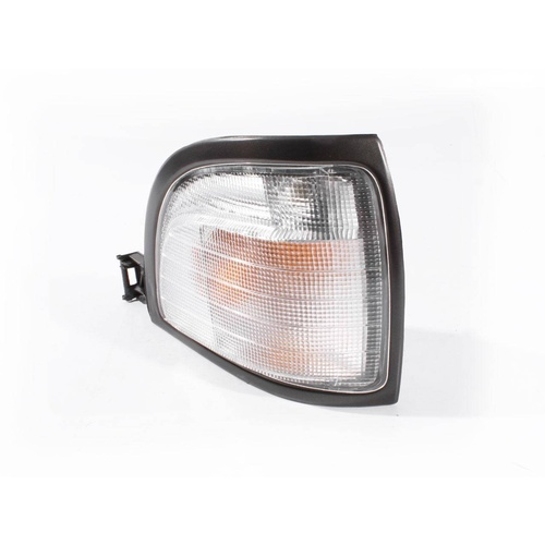 Toyota Townace 92-96 Van RHS Right Black Edge + Clear & Amber Corner Light Lamp