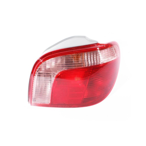 Toyota Echo 99-02 3&5Door Hatchback Red & Clear Genuine RHS Right Tail Light