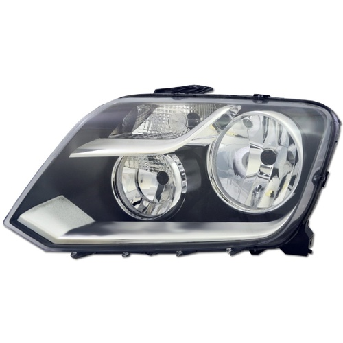 VW Volkswagen Amarok Head Light 10-13 New LH Left HeadLamp ADR 11 12 EMARK