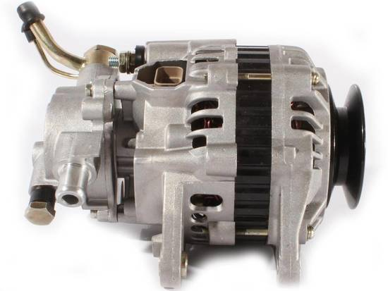 Mitsubishi Pajero 83 93 2 5l Diesel 4d56 Alternator Single