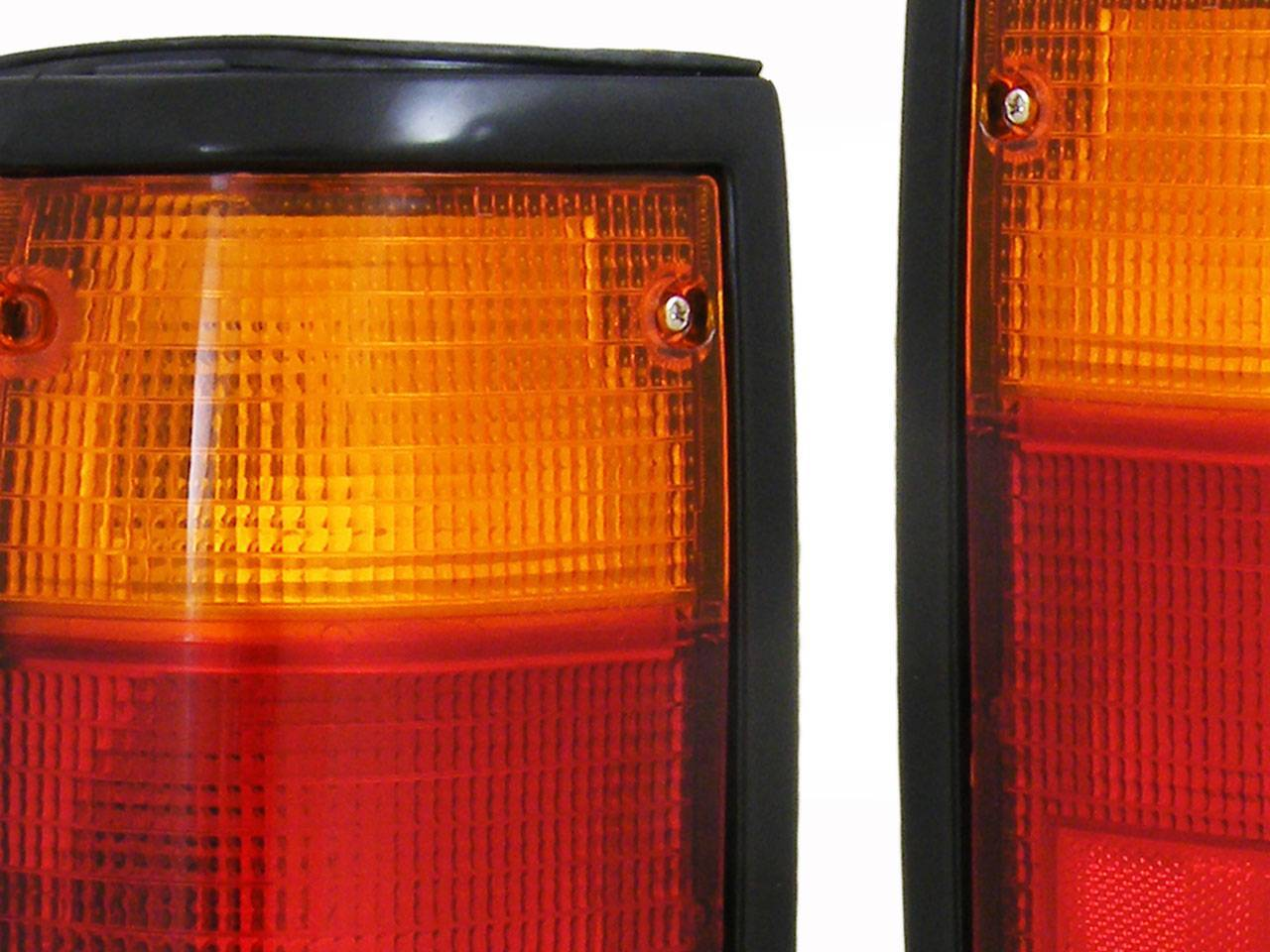 Tail Lights Pair Ford Courier Amp Mazda Bravo Ute 85 98