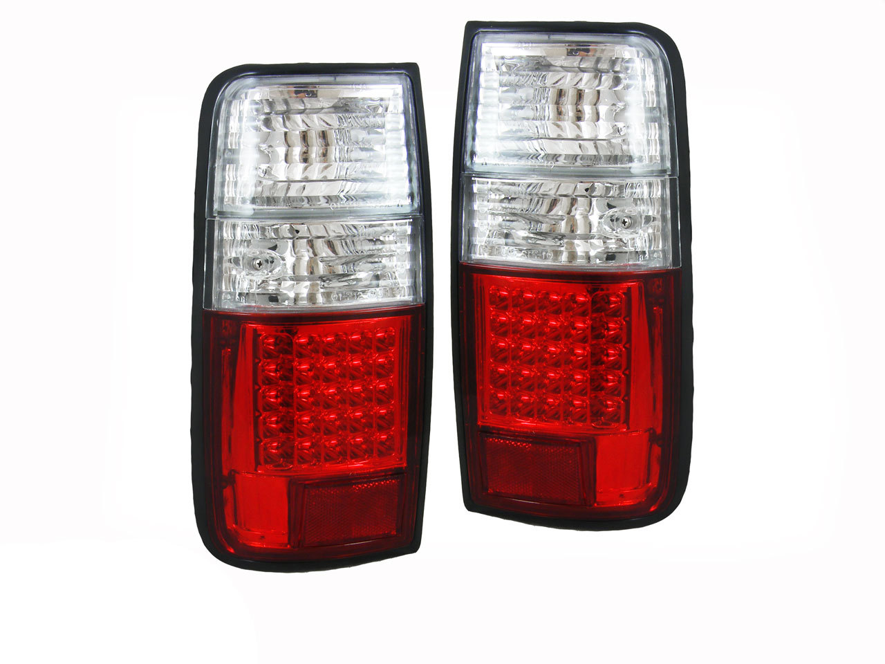 Led Altezza Tail Lights Toyota 80 Series Landcruiser 90 98