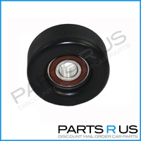 Idler Pulley Holden Commodore VT VX VU VY VZ VE 5.7L 6.0L V8 LS1 LS2 Flat Metal