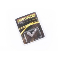 Aeroflow 200 Series -3AN 90Degree Teflon Stainless Steel Brake Hose End AF203-04