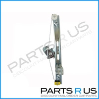 LH Rear Electric Window Regulator suits BMW E46 3 Series