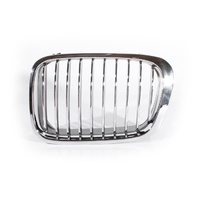 BMW 3 Series E46 98-01 4Door Sedan Chrome LHS Left Front Grille A/M