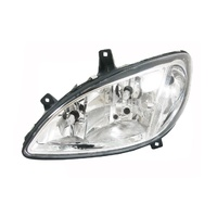 Mercedes Benz Vito Headlight & Viano Wagon 04-11 Clear LHS Left Lamp Depo