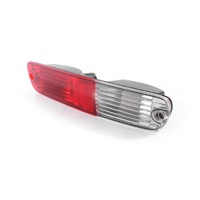RHS Rear Bar Tail Light to suit Mitsubishi Pajero NP 02-06 Wagon Red & Clear Lense