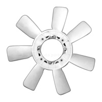 Radiator Fan Blade to suit Mitsubishi Triton 10/86-9/96 MH 2.6L 4G54 4CYL PET SUITS FAN CLUTCH TYPE ONLY